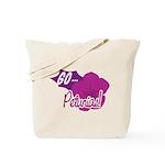 Go Petunias! Tote Bag