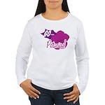 Go Petunias! (Long Sleeve Shirt)