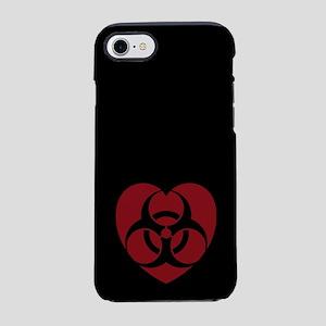 biohazard-heart_rd_ff iPhone 7 Tough Case