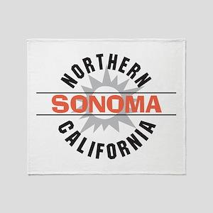 Sonoma California Throw Blanket