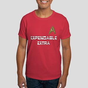 Expendable Extra Star Trek Dark T-Shirt