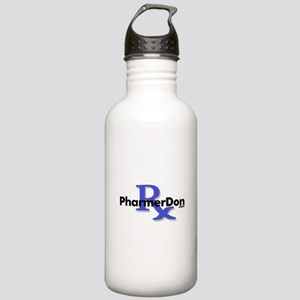 PharmerDon Stainless Water Bottle 1.0L