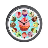Desserts Basic Clocks