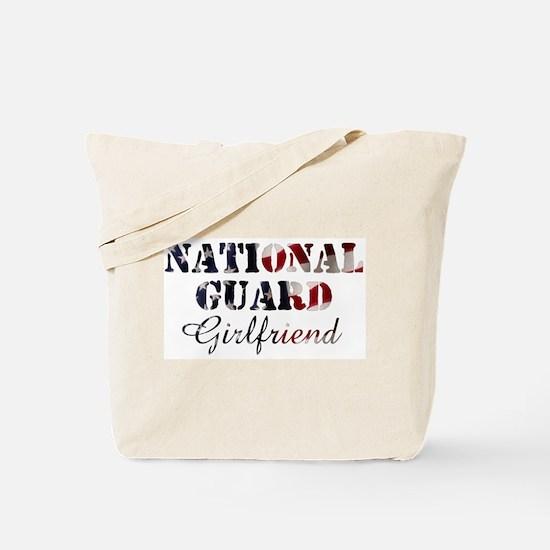 NG Girlfriend Flag Tote Bag