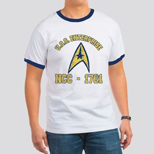 USS ENTERPRISE NCC-1701 Ringer T