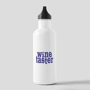 Wine Taster Stainless Water Bottle 1.0L