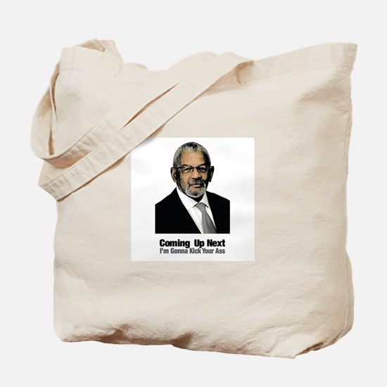 Jim Vance Tote Bag