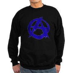 Anarchy-Blue Sweatshirt (dark)