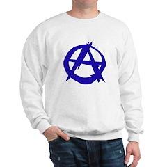 Anarchy-Blue Sweatshirt