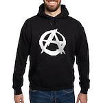 Anarchy-Blk-Whte Hoodie (dark)