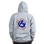 Anarchy-Free Yourself Zip Hoodie