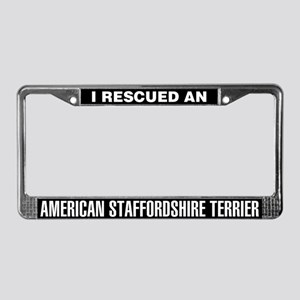 I Rescued an American Staffordshire Terrier