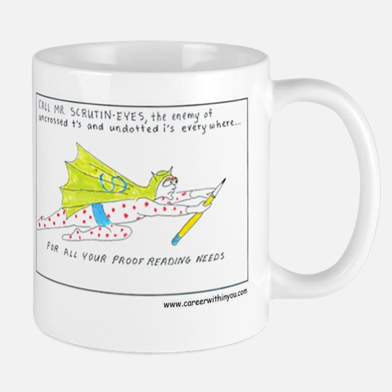 1 Perfectionist Proof Reading Mug