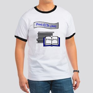 Friends of the Library Ringer T
