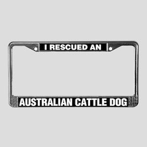 I Rescued an Australian Cattle Dog
