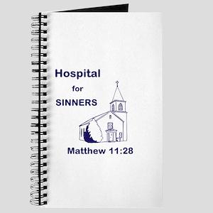 Sinners' Hospital 4 Journal