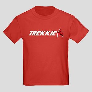 Trekkie Engineering Insignia Kids Dark T-Shirt