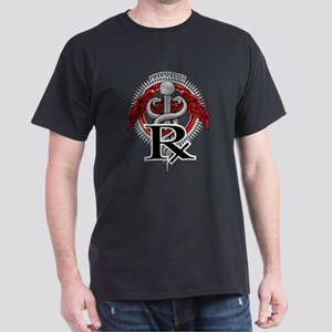 Pharmacist Caduceus Dark T-Shirt