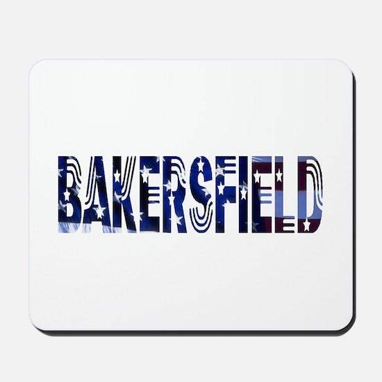 Bakersfield Stars & Strips Mousepad