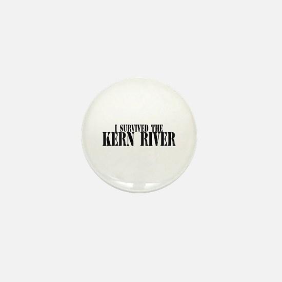 I survived the Kern River Mini Button
