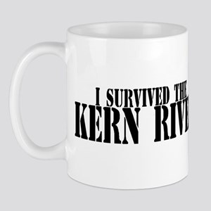 I survived the Kern River Mug