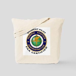 Student Pilot Tote Bag