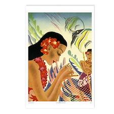 Frank Macintosh 'Angel Fish' Postcards (Package of