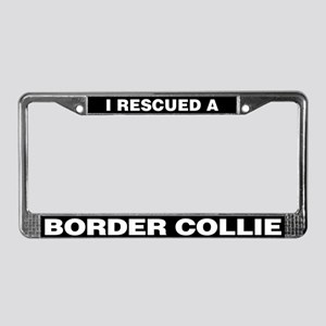 I Rescued a Border Collie