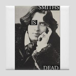 Smiths is Dead Tile Coaster