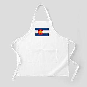 Colorado Flag BBQ Apron