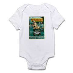 Now Is Colorado Time Infant Bodysuit