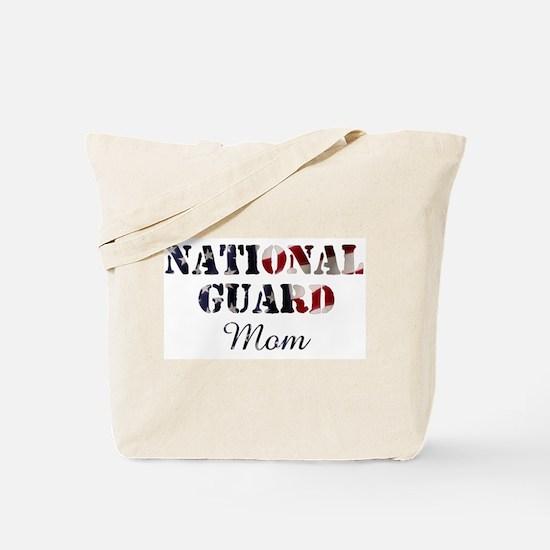 NG Mom Flag Tote Bag
