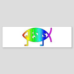 Christians for Evolution Bumper Sticker