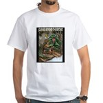 Robert Stanek's Magic Lands White T-Shirt