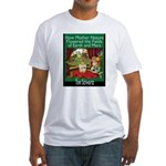 Mother Nature Fitted T-Shirt