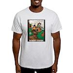 Magic Lands Design #2 Ash Grey T-Shirt