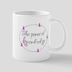 Pink Knowledge Mug