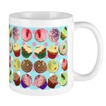 Polka Dot Cupcakes Mug