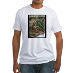 Robert Stanek's Magic Lands Fitted T-Shirt