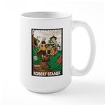 Magic Lands Design #2 Large Mug