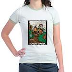 Magic Lands Design #2 Jr. Ringer T-Shirt