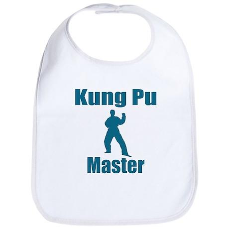 Kung Pu Master Bib