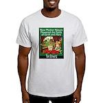 Mother Nature Ash Grey T-Shirt