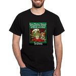 Mother Nature Black T-Shirt