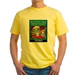 Mother Nature Yellow T-Shirt