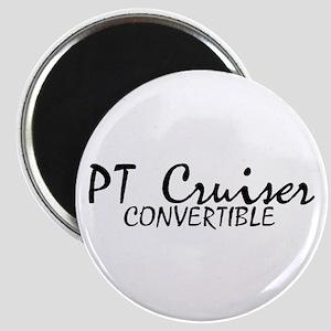 PT Cruiser Convertible Magnet