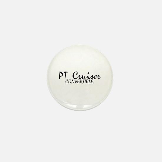 PT Cruiser Convertible Mini Button