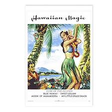 Hawaiian Magic Postcards (Package of 8)