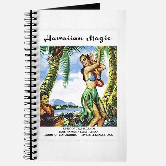 Hawaiian Magic Journal
