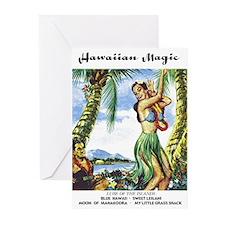Hawaiian Magic Greeting Cards (Pk of 10)
